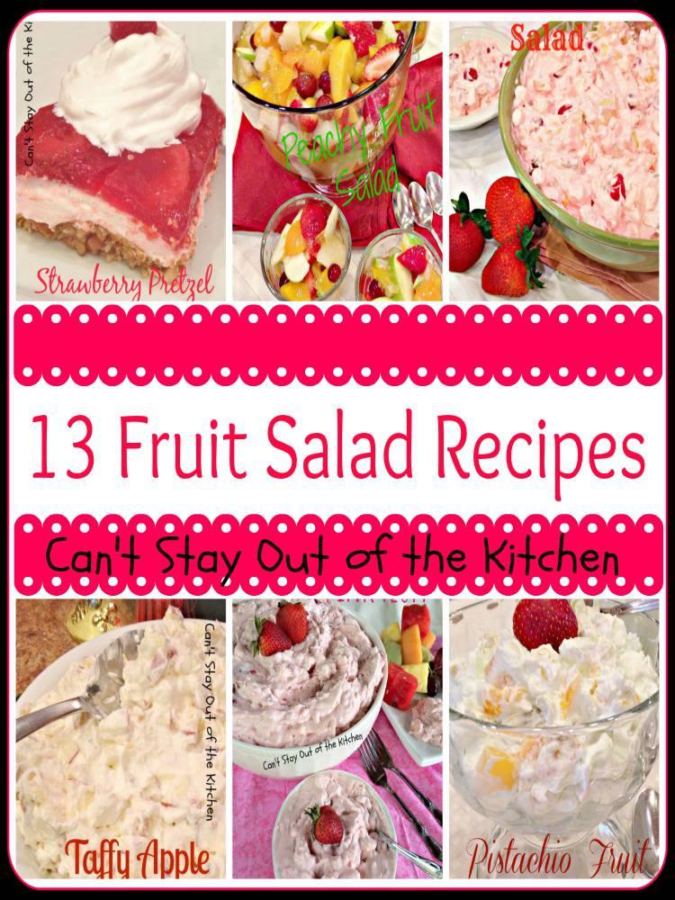 13 Fruit Salad Recipes