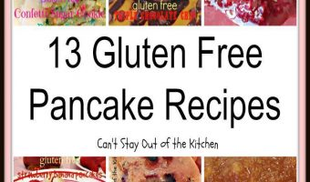 13 Gluten Free Pancake Recipes