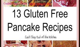 13 Gluten Free Pancake Recipes