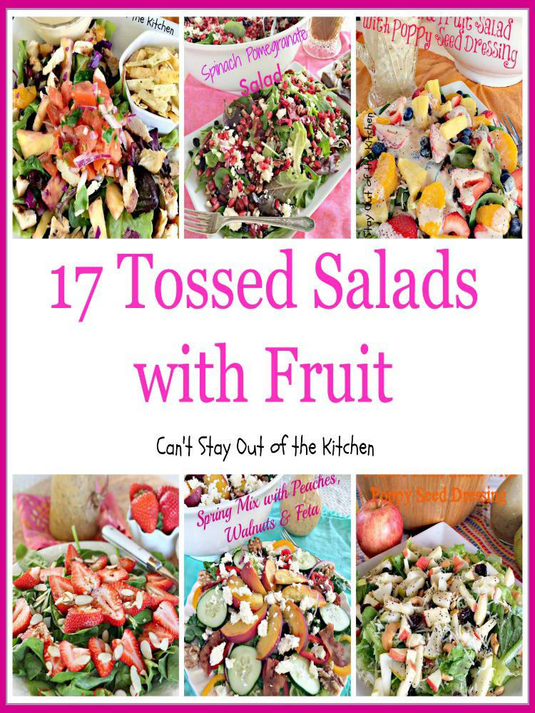 17 Tossed Salads with Fruit