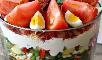 24-Hour Layered Salad