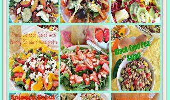 50 Fabulous Summer Salads