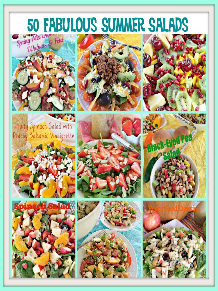 50 Fabulous Summer Salads