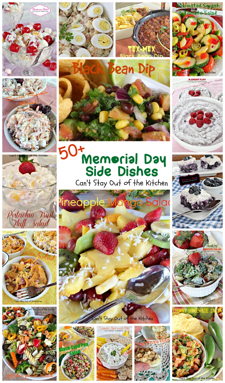 Memorial Day Side Dishes