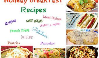 65 Fabulous Holiday Breakfasts
