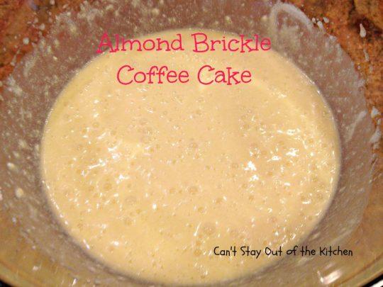 Almond Brickle Coffee Cake - IMG_1064