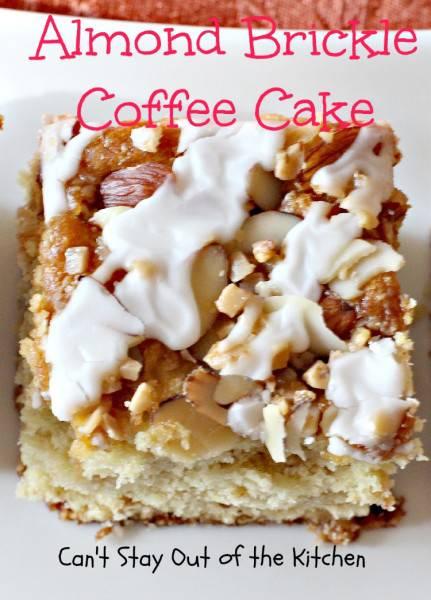 Almond Brickle Coffee Cake - IMG_6941