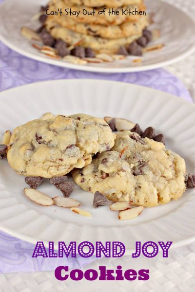 Almond Joy Cookies - IMG_1106
