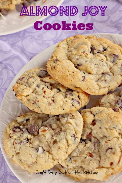 Almond Joy Cookies - IMG_1133