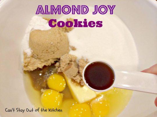 Almond Joy Cookies - IMG_5507