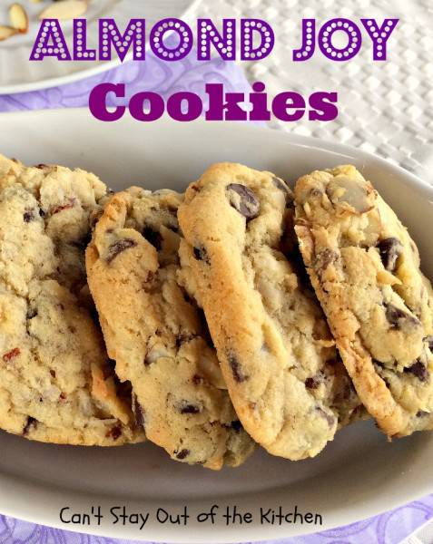 Almond Joy Cookies - IMG_5512