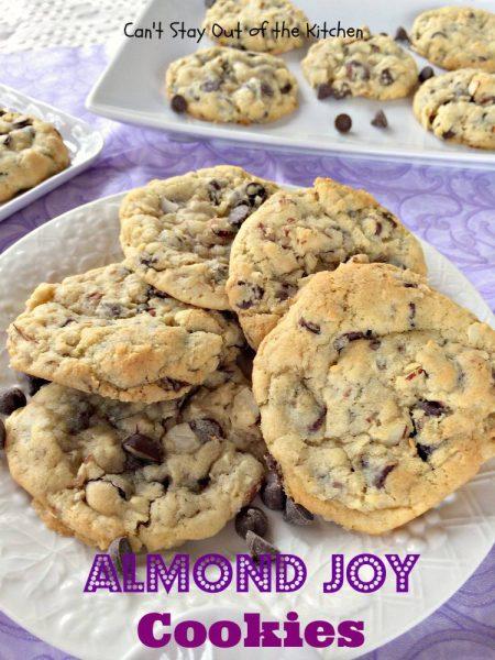 Almond Joy Cookies - IMG_5521