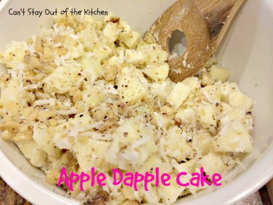 Apple Dapple Cake - IMG_3121.jpg
