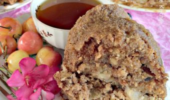 Apple Dapple Cake