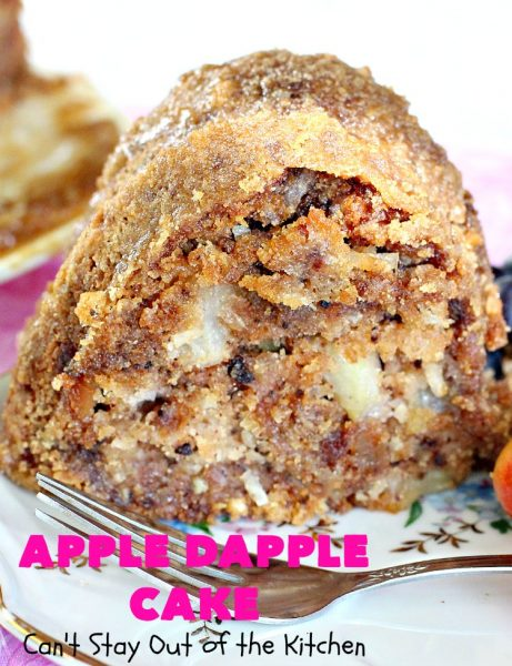 apple dapple cake apple dapple cake can t stay out of the kitchen 1344