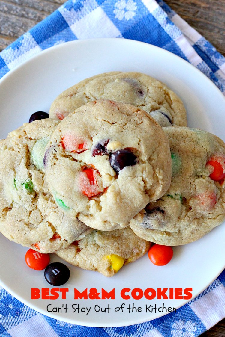 Best MM chocolate chip cookie recipe recommend