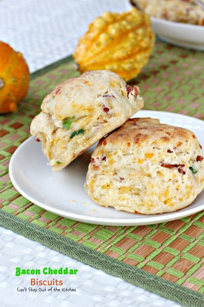 Bacon Cheddar Biscuits - IMG_2105