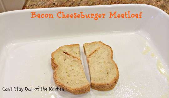 Bacon Cheeseburger Meatloaf - IMG_8288