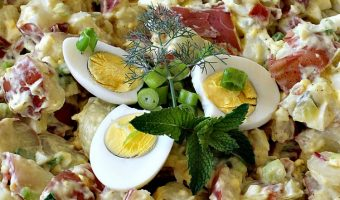 Bacon Potato Salad