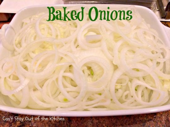 Baked Onions - IMG_9716