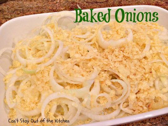 Baked Onions - IMG_9717