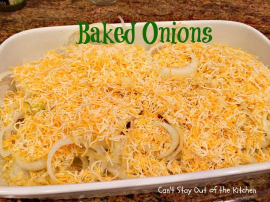 Baked Onions - IMG_9718