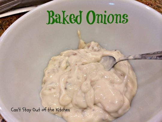 Baked Onions - IMG_9719