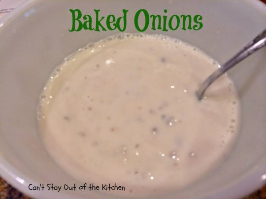 Baked Onions - IMG_9721