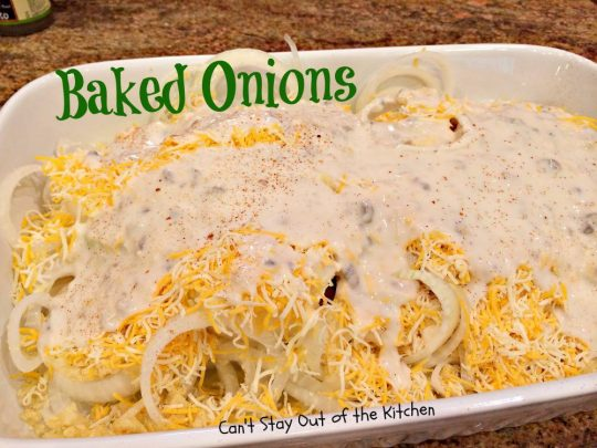 Baked Onions - IMG_9723