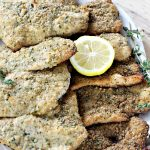 Baked Turkey Cutlet Parmesan   Can't Stay Out of the Kitchen