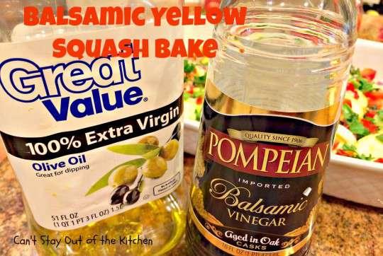 Balsamic Yellow Squash Bake - IMG_1337