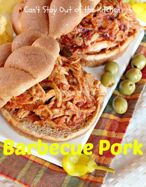 Barbecue Pork - IMG_6042