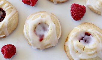 Berry Shortbread Dreams
