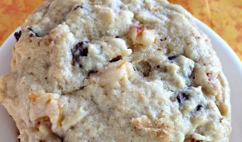 Best Chocolate Chip Peach Cookies