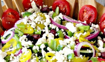 Best Ever Greek Salad