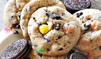 Best M&M Oreo Cookies