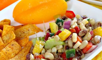 Black-Eyed Pea Salad (Texas Caviar)