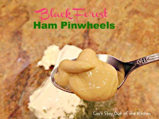 Black Forest Ham Pinwheels - IMG_3271