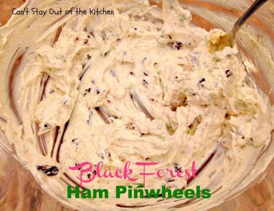 Black Forest Ham Pinwheels - IMG_3276