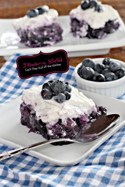 Blueberry Salad - IMG_3334