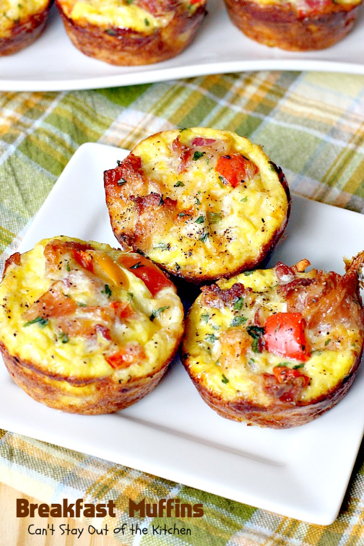 Breakfast Muffins Can T Stay Out Of The Kitchen