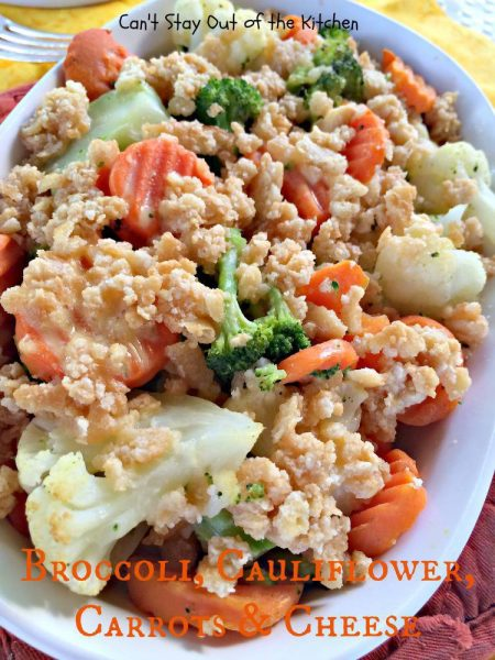 Broccoli, Cauliflower, Carrots and Cheese - IMG_2601.jpg