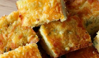 Broccoli Cheese Cornbread