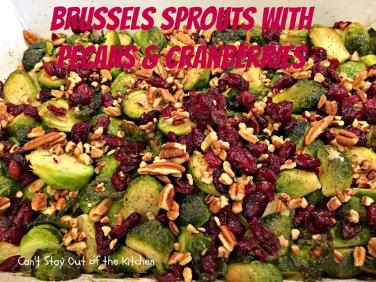 Brussels Sprouts with Pecans and Cranberries - IMG_9634.jpg