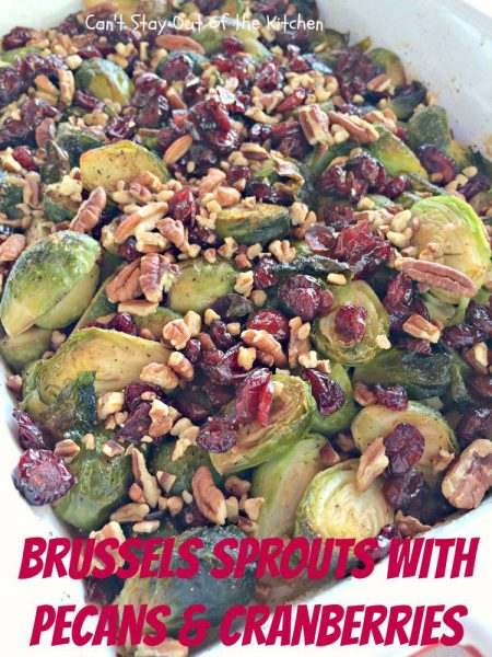 Brussels Sprouts with Pecans and Cranberries - IMG_9641.jpg