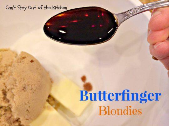 Butterfinger Blondies - IMG_0908