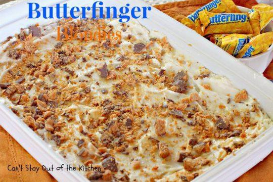 Butterfinger Blondies - IMG_7498