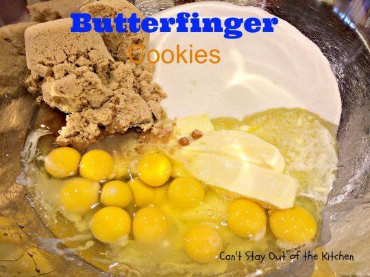 Butterfinger Cookies - IMG_2567