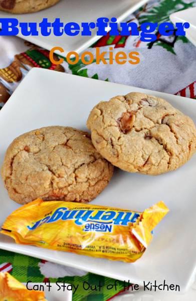 Butterfinger Cookies - IMG_9114