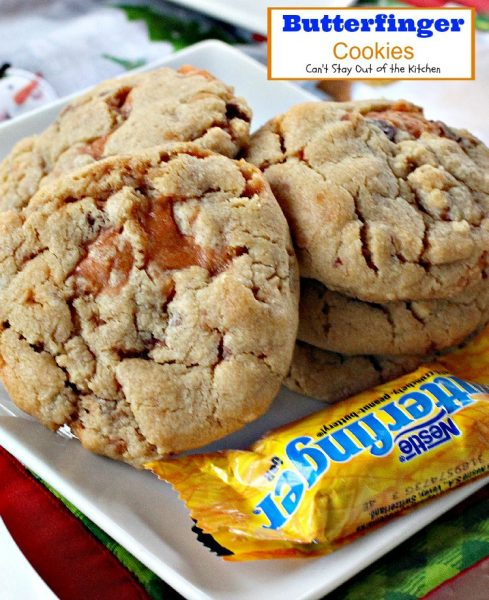 Butterfinger Cookies - IMG_9149